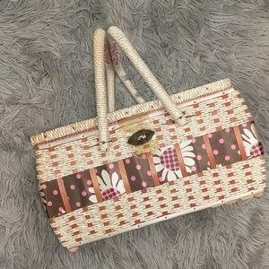 Other - Girlfriends picnic vintage basket!